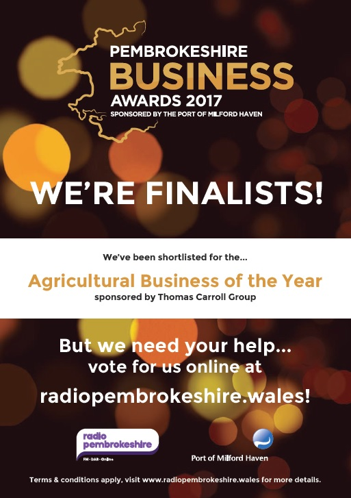 Pembrokeshire Business Awards