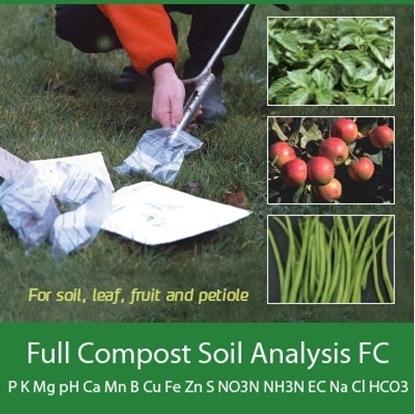 Full Compost Analysis Kit