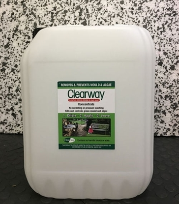 Picture of Clearway Concentrate Algae Remover (1:5) 20L Drum